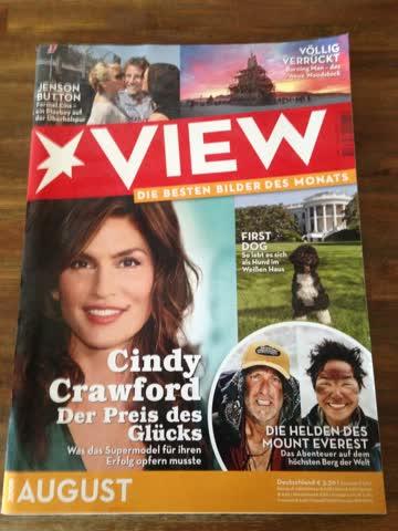 Spiegel View - August 2009