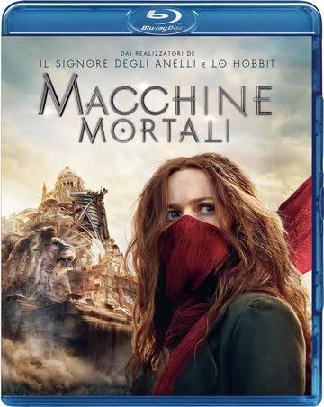 Macchine Mortali / Mortal Engines / Blu-ray