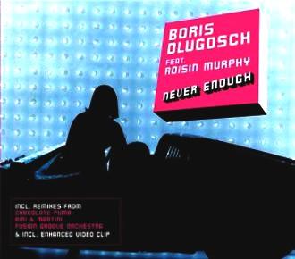 Boris Dlugosch - Never Enough