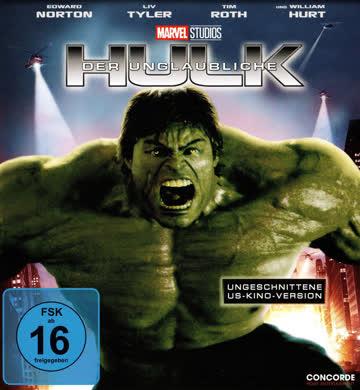 Der unglaubliche Hulk Blu-ray Deutsch