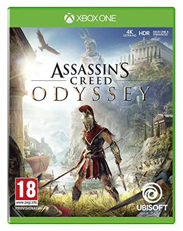 Assassin's Creed Odyssey [AT PEGI] - Standard Edition - [Xbox One]