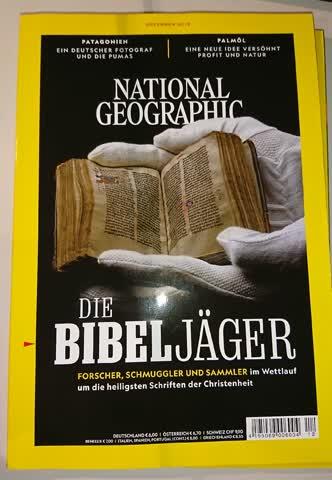 Die Bibeljäger