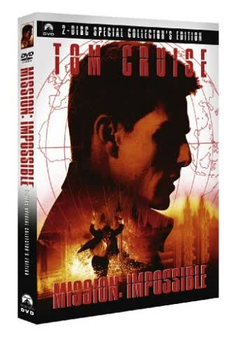 Mission: Impossible [Special Collector's Edition] [2 DVDs] [Special Edition]