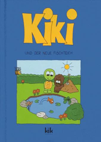Kiki - und der Fischteich