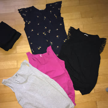 Schwangerschaft Kleiderpaket Gr. L