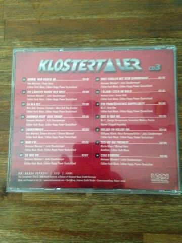 Klostertaler - Alles ist Möglich CD3