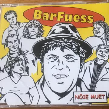 Barfuess: Nöie Muet (Mundartrock)