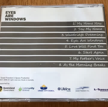 Community Voices: Eyes Are Windows (Pop)