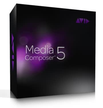 Avid Media Composer 5