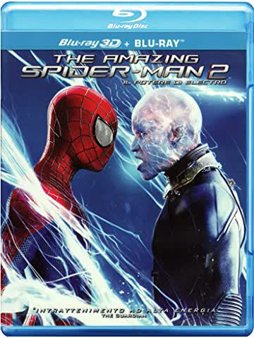 The Amazing Spider-Man 2 - Il potere di Electro (2D+3D) [3D Blu-ray] [IT Import]
