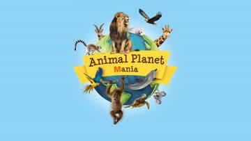 10 Sticker (Nummern im Beschreib vermerken) - Animal Planet Mania