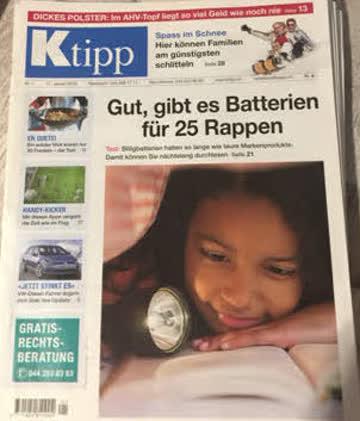 K Tipp Nr 1 Januar 2018