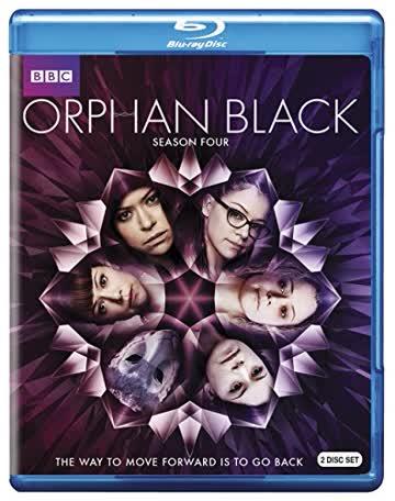 Orphan Black: Season Four [Blu-ray]