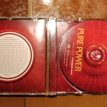 Pure Power CD Non Stop Trance Mix