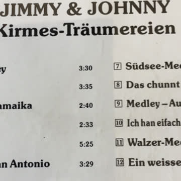 Jimmy u. Johnny