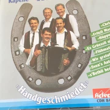 25 Jahre Kapelle Hans Muff Handgeschmiedet