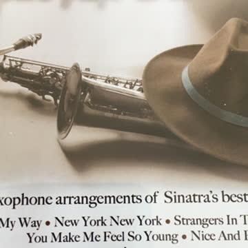 Sax plays Sinatra