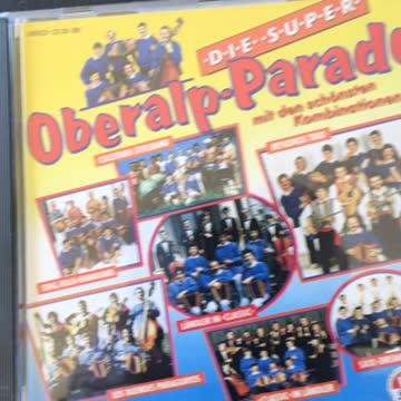 Oberalp-Parade