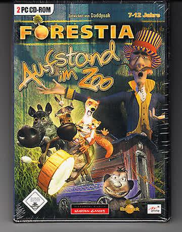 Forestia Aufstand im Zoo