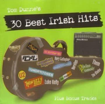 Various Artists - Tom Dunne's 30 Best Irish Hits