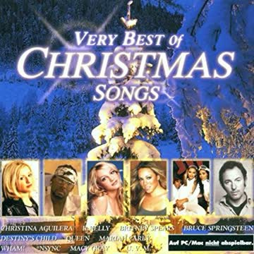 Christina Aguilera - Very Best Of Christmas Songs