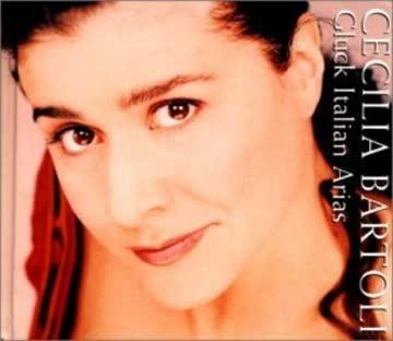 Cecilia Bartoli - Cecilia Bartoli ~ Gluck Italian Arias