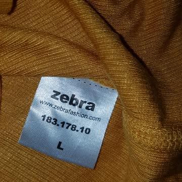 Neues eigelbes Shirt , Gr. L
