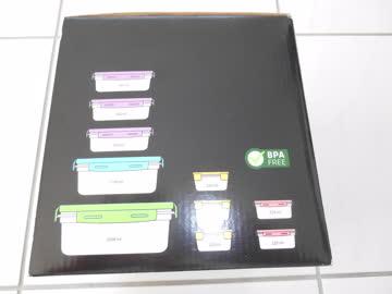 Frischhalteboxen