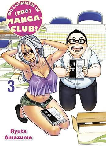 Willkommen im (Ero)Manga-Club! 03