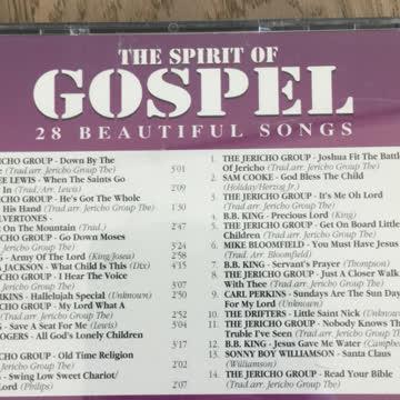 The Spirit of Gospel