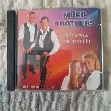 Müko Brothers - Alles waa ich brauche