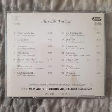 Furbaz - Hits dils Furbaz