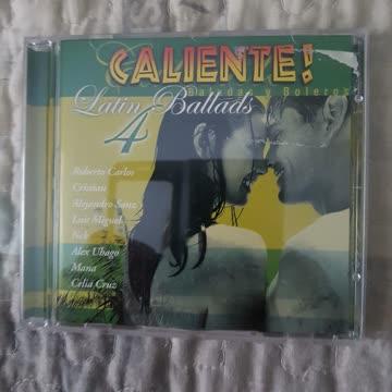 Caliente! Latin Ballads 4