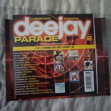 Deejay Parade 2/98 - Various