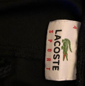 Coole Lacoste Shorts!