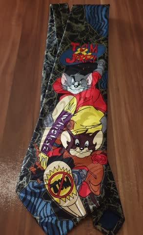 Tom und Jerry Krawatte
