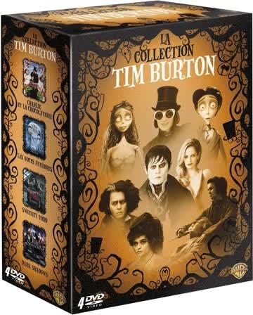 La Collection Tim Burton