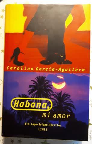 Habana, mi amor. ein Lupo-Salona-Thriller