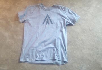 1x T-Shirt Grau / Herren / zum Spiel Assassins Creed Odyssey