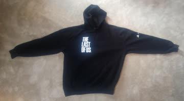 1x The Last of Us Hoodie mit Kaputze und Motiv