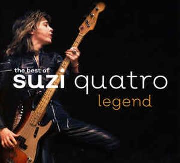 Suzi Quatro  - Suzi Quatro – Legend - The Best Of