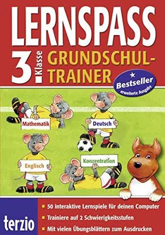 LERNSPASS - Grundschul-Trainer 3. Klasse