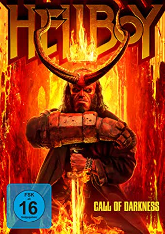 Hellboy - Call of Darkness DVD