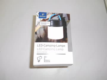 Camping-Lampe