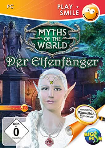 Myths Of The World: Der Elfenfänger [German Version]