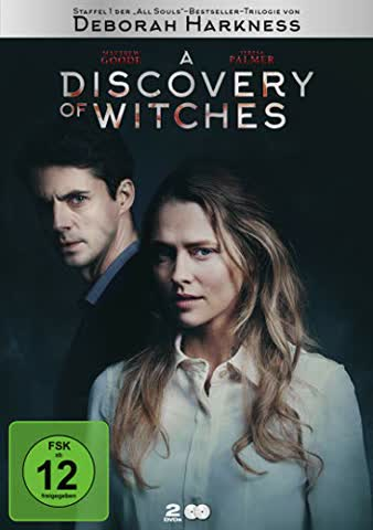 A Discovery of Witches - Staffel 1 [2 DVDs]