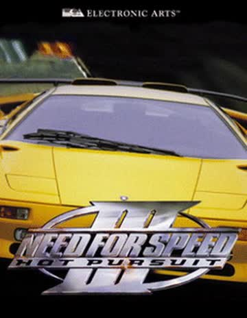 Need For Speed III - Hot Pursuit