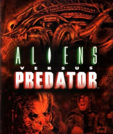 Aliens Versus Predator PC CD-Rom Big Box Windows 95/98 AVP