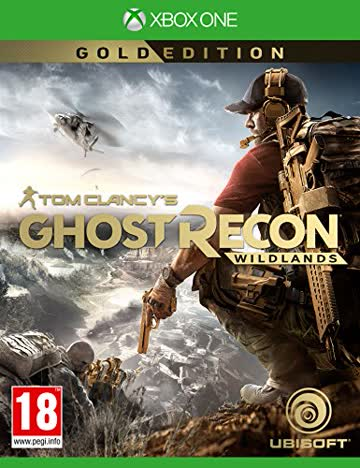 Tom Clancy's: Ghost Recon Wildlands Gold Edition [AT-PEGI]