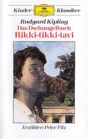 Das Dschungelbuch Rikki Tikki Tavi [CASSETTE]